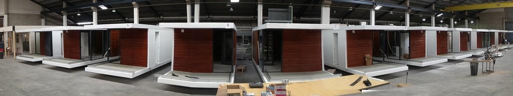 Unit Box - Fabricación